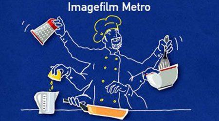 Erklärvideo Metro von design agentur Köln