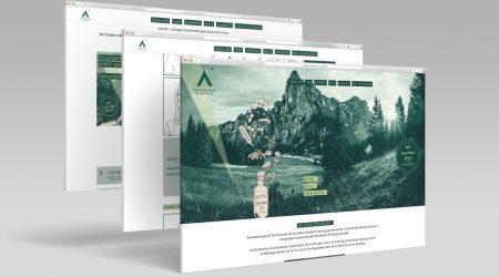 Corporate webdesign Ärzte Design Agentur Hamburg